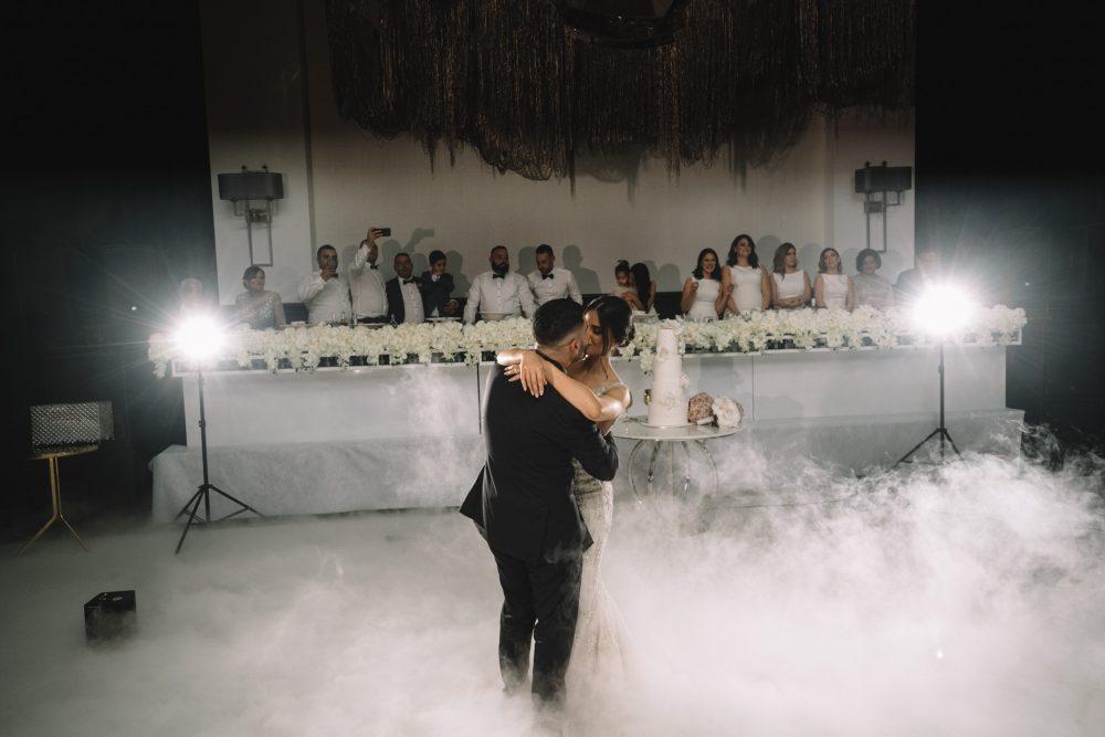 Bridal waltz photos